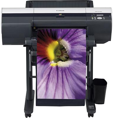 Canon imagePROGRAF iPF5100. Высокое качество