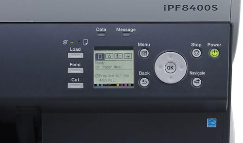Canon imagePROGRAF iPF8400S. Высокая производительность и отличная окупаемость