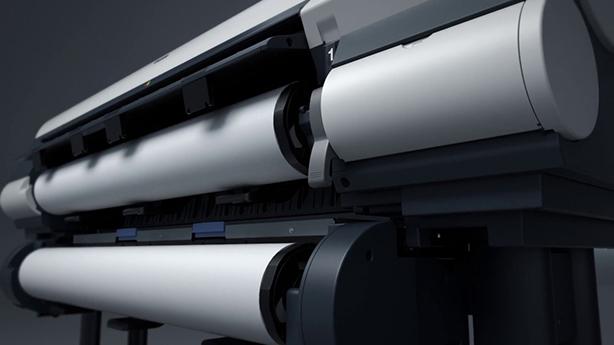 Canon imagePROGRAF iPF850. Двухрулонная система подачи бумаги