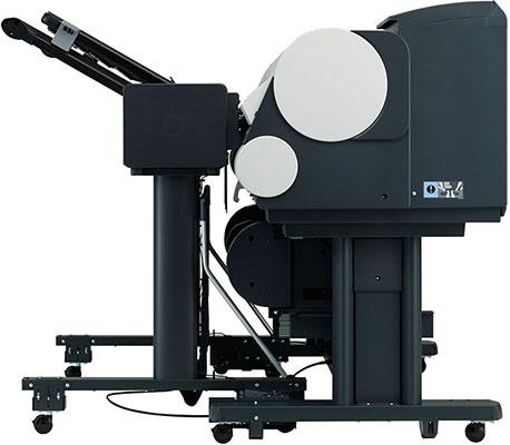 Canon imagePROGRAF iPF850. Укладчик документов большой емкости