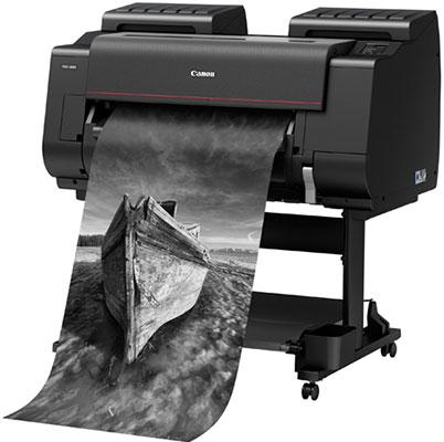 Canon imagePROGRAF PRO-2000. Исключительное качество воспроизведения отпечатков