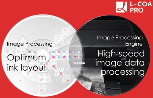 Canon imagePROGRAF PRO-2000. Процессор для обработки изображений