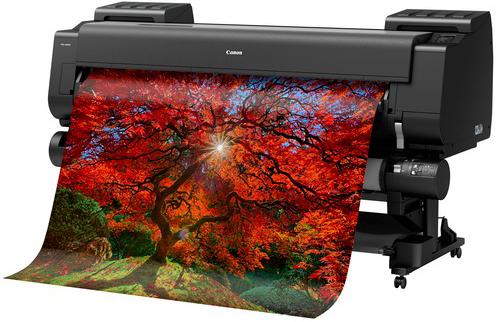 Canon imagePROGRAF PRO-6000S. Калибровка цветов