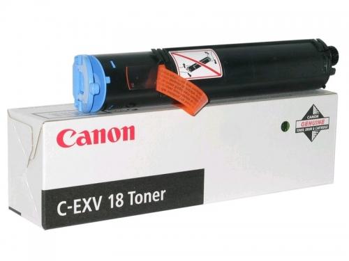 Canon imageRUNNER 1024F. Тонер C-EXV18