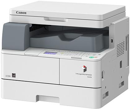 Canon imageRUNNER 1435. Управление расходами