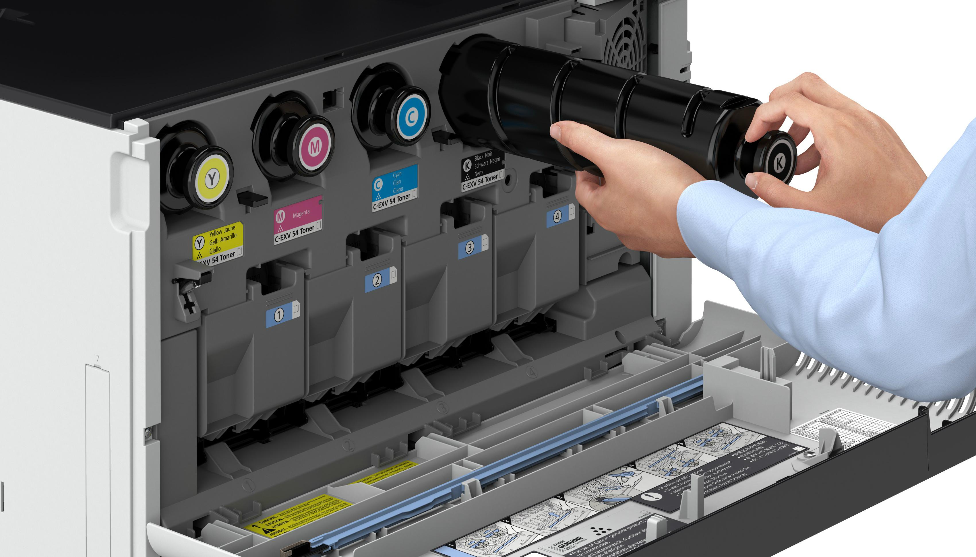 Canon imageRUNNER ADVANCE C3320. Оптимизация документооборота