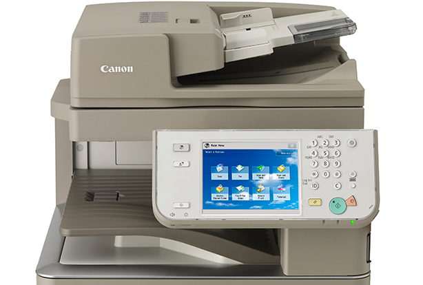 Canon imageRUNNER ADVANCE C5250i. Мощные функции интеграции и управления
