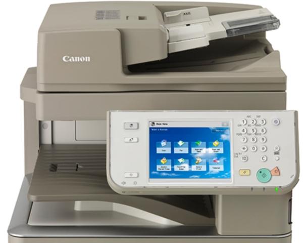 Canon imageRUNNER ADVANCE C5255. Мощные функции интеграции и управления