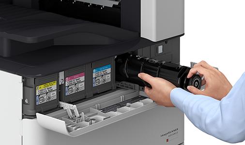 Canon imageRUNNER ADVANCE C5540i. Тонер
