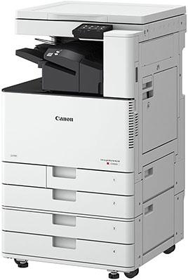 Canon imageRUNNER C3025. Контроль общей стоимости печати