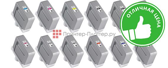 Комплект картриджей PFI-1300