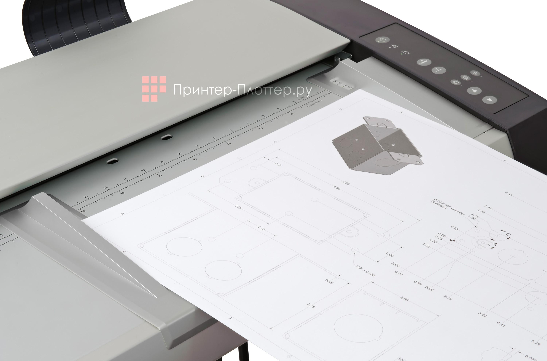 Contex HD Ultra i3650s. Сканирование чертежей и схем