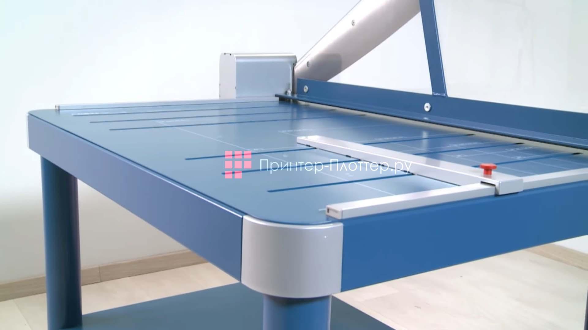 Dahle 580. Стабильный металлический стол