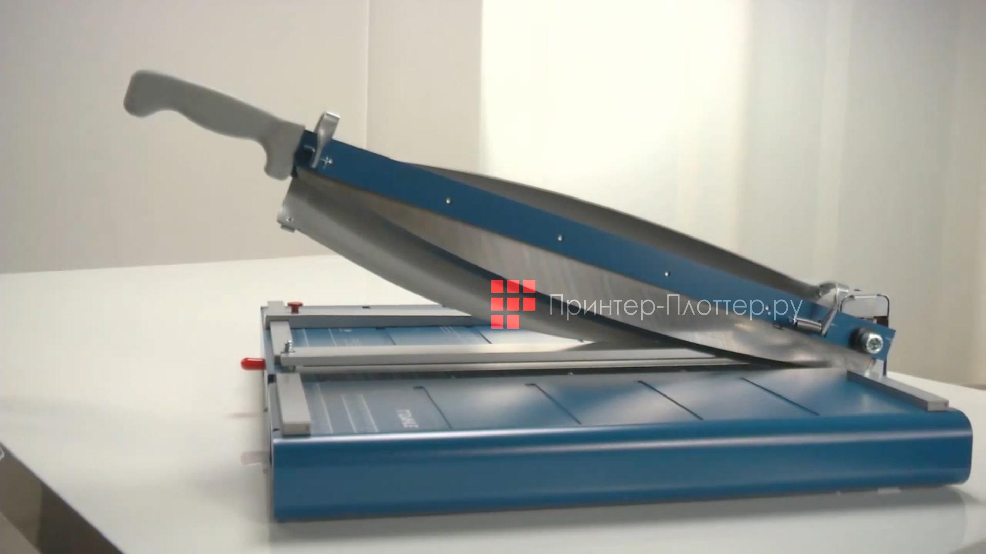 Dahle 867. Привинченный нож