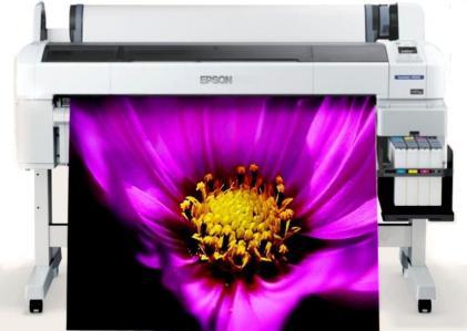 Epson SureColor  SC-B6000. Качество печати