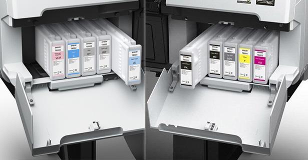 Epson SureColor SC-P10000. Картриджи