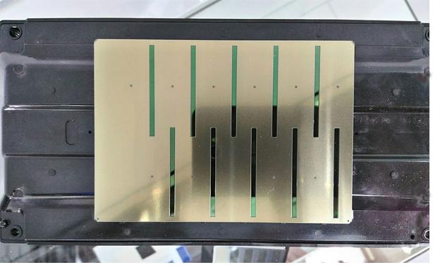 Epson SureColor SC-P10000. Печатающая головка