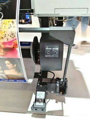 Epson SureColor SC-P10000. Подмотчик