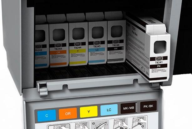 Epson SureColor SC-P7000. Качество печати