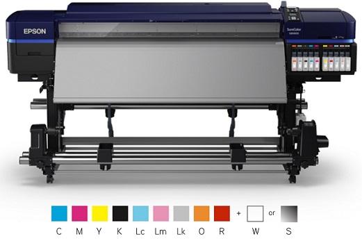 Epson SureColor SC-S80610. Особенности чернил