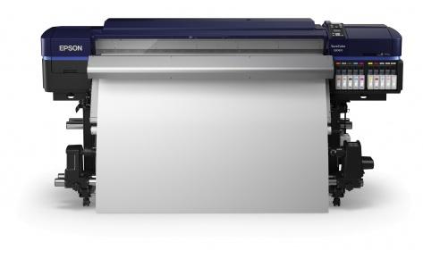 Epson SureColor SC-S80610. Работа с носителями