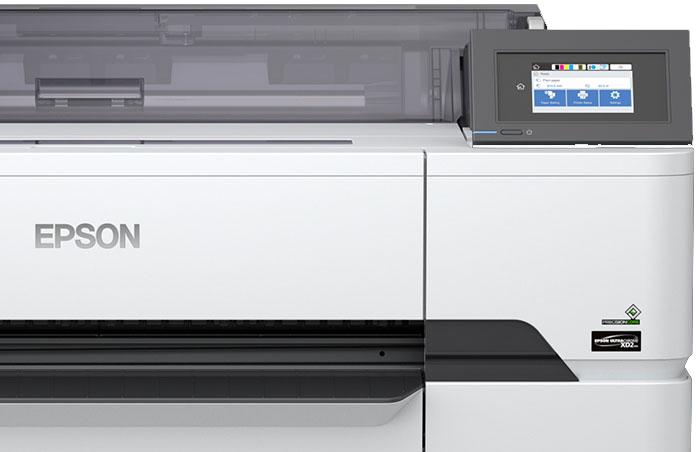 Epson SureColor SC-T3405N. Удобство работы