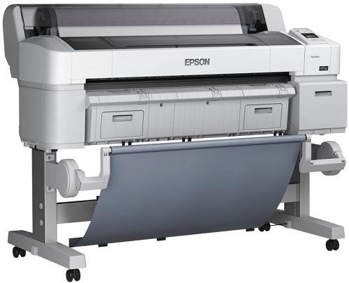 Epson SureColor SC-T5200 PS. Удобство работы