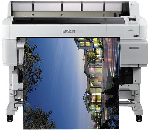 Epson SureColor SC-T5200D на выгодных условиях