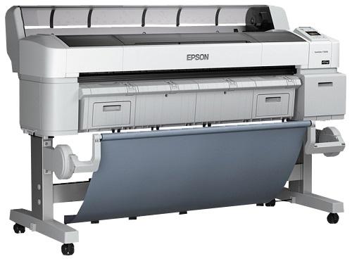 Epson SureColor SC-T7200. Удобство работы