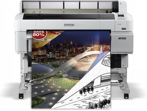 Epson SureColor SC-T7200D PS