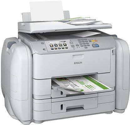 Epson WorkForce Pro WF-R5690DTWF RIPS. Высокое качество печати