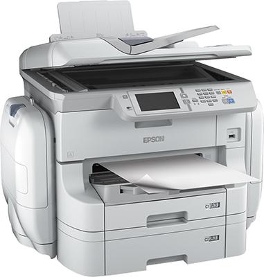 Epson WorkForce Pro WF-R8590DTWF RIPS. Высокое качество печати