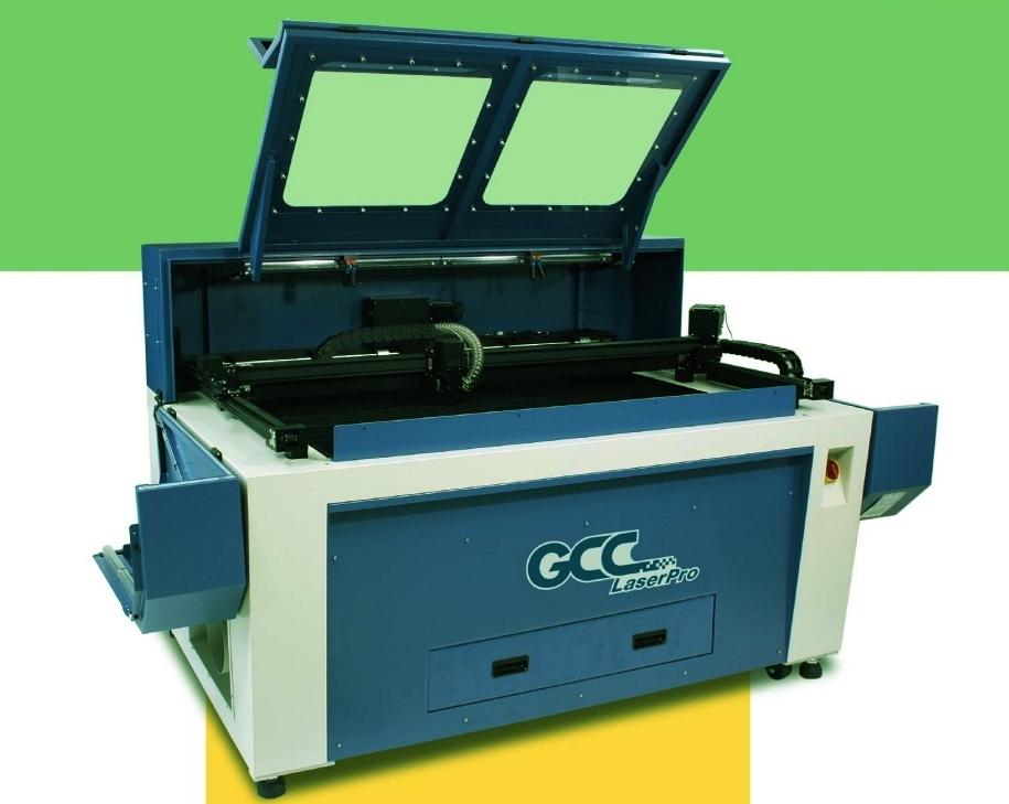 GCC LaserPro Gaia 100. Преимущества