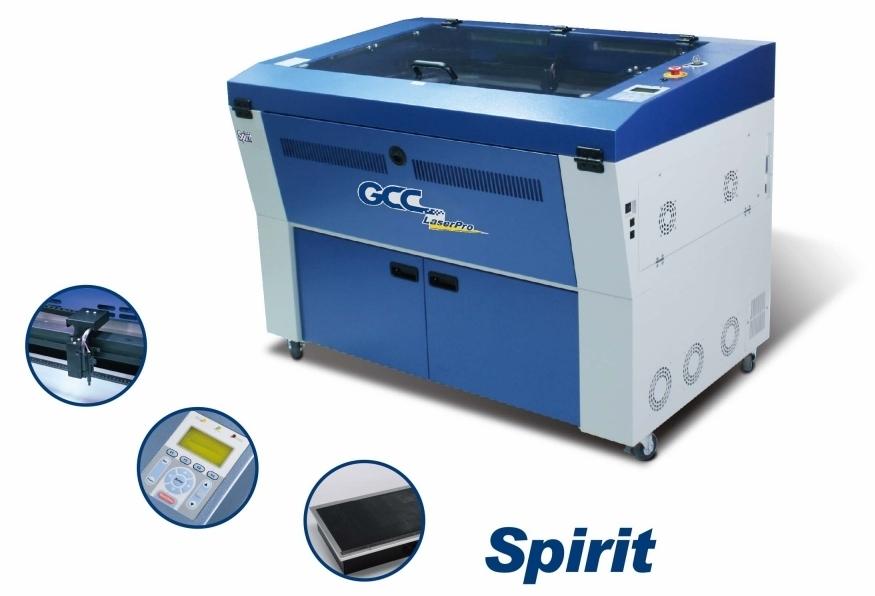 GCC LaserPro Spirit GE 30. Функциональные возможности