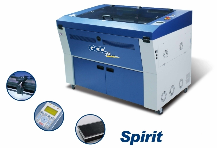 GCC LaserPro Spirit GE 60. Функциональные возможности