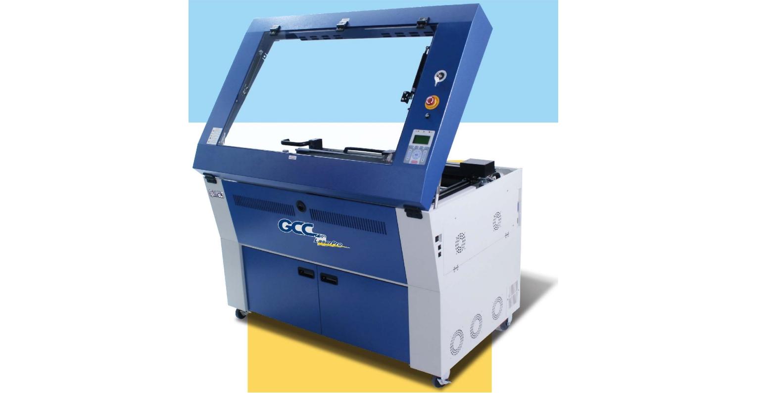 GCC LaserPro Spirit GE 60. Преимущества