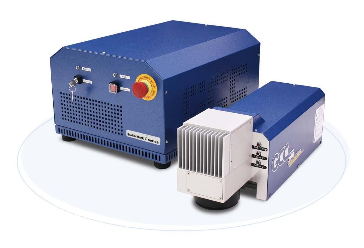 GCC LaserPro Stellar Mark I-10. Преимущества