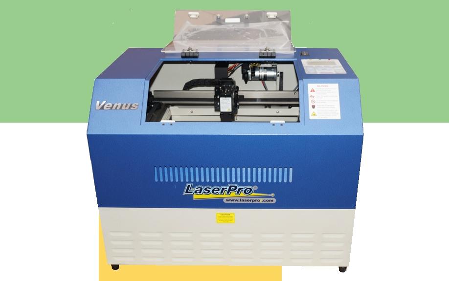 GCC LaserPro Venus II 30. Преимущества