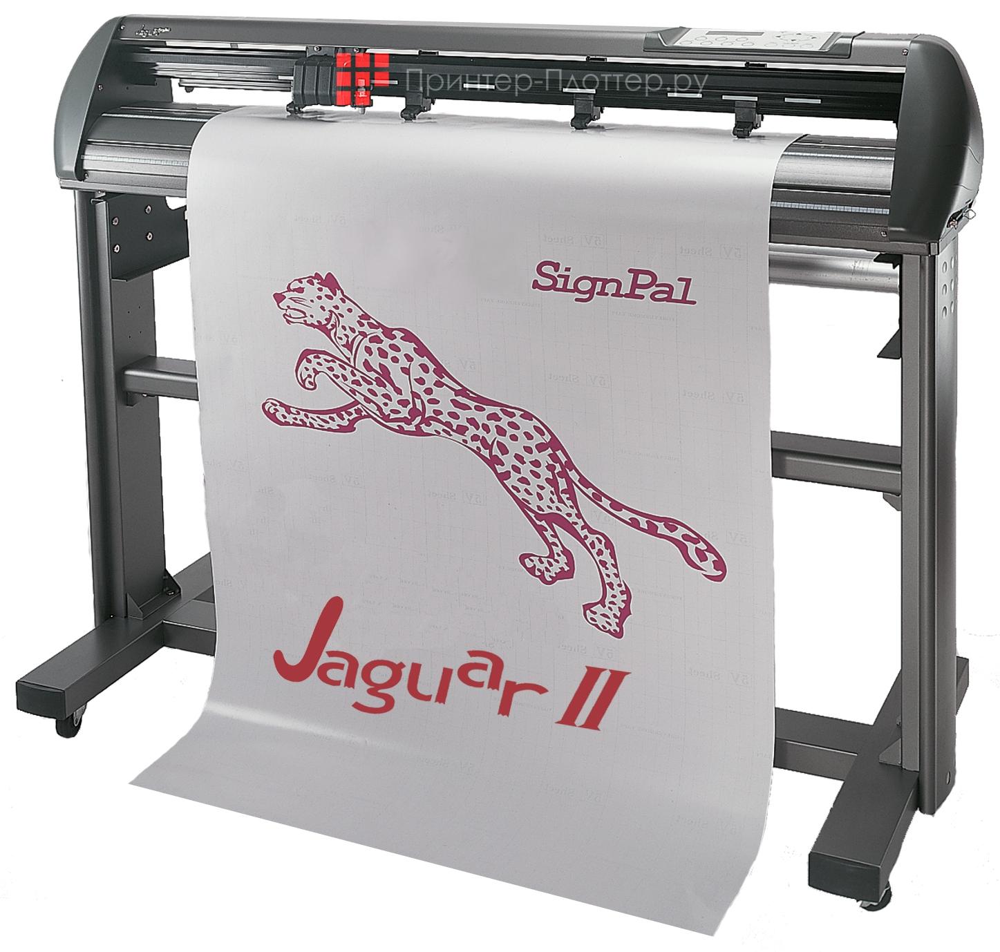 GCC SignPal Jaguar II 132s