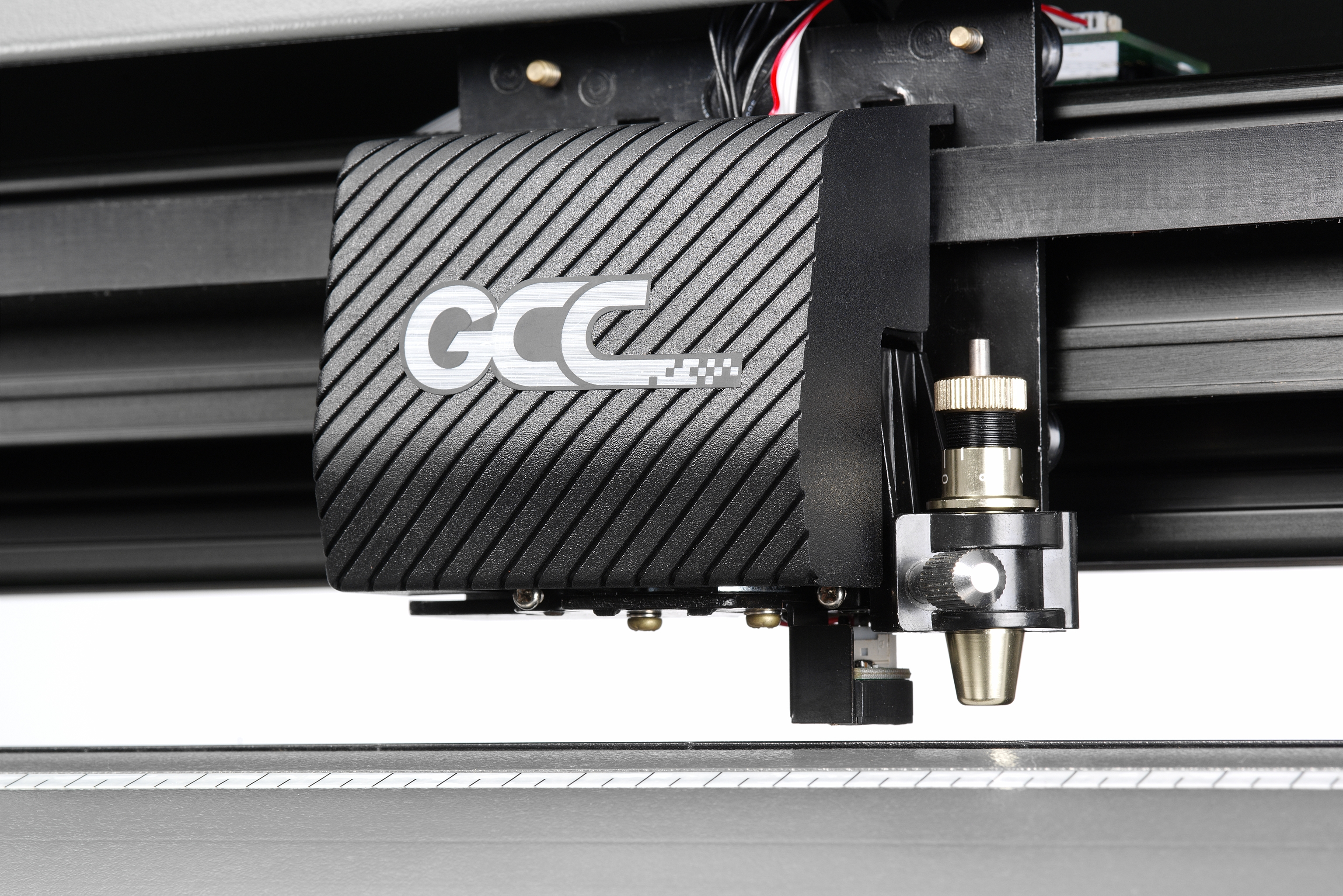 GCC SignPal Jaguar IV 132S. Тангенциальный режим работы