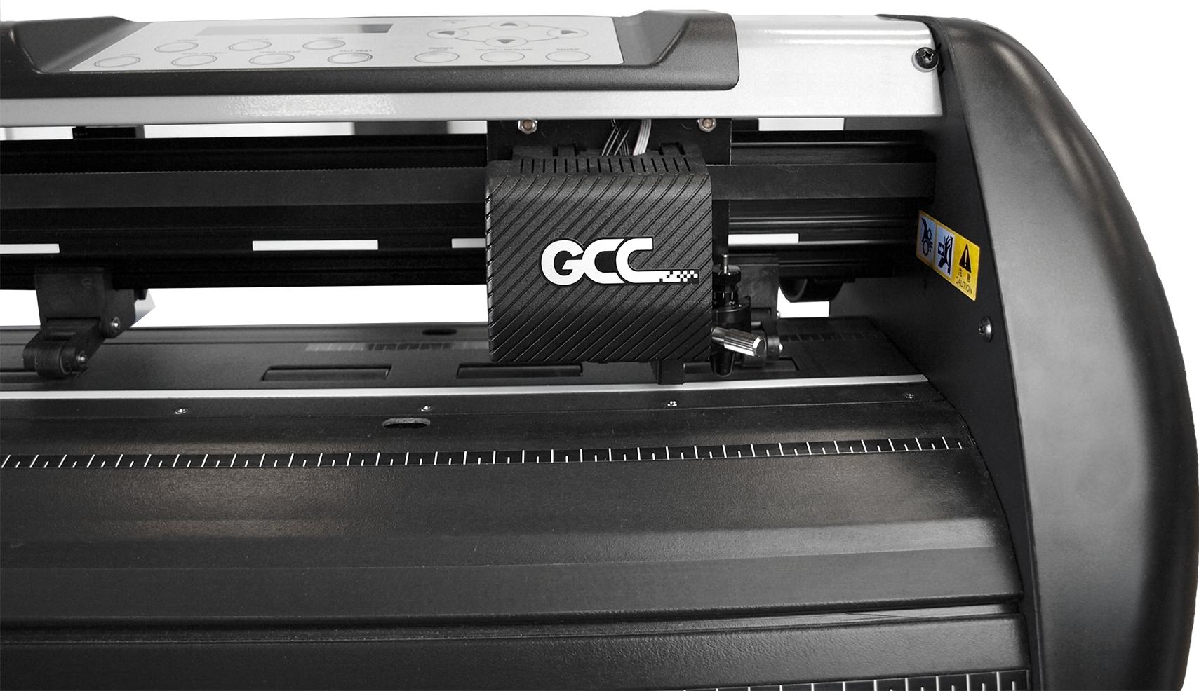 GCC SignPal Jaguar IV 61S. Корректировка положения прижимных роликов