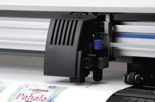 Graphtec CE5000-120. Оптическое позиционирование