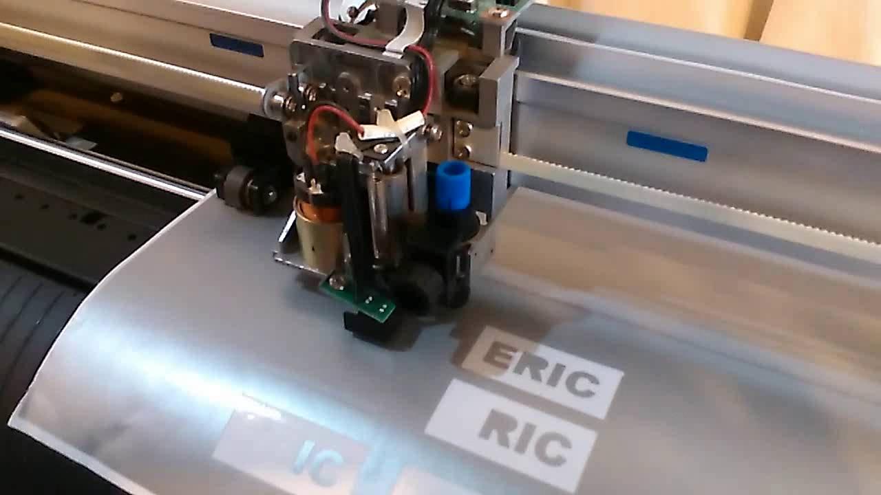 Graphtec CE5000-120. Преимущества