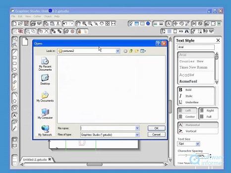Graphtec CE6000-40. Программное обеспечение