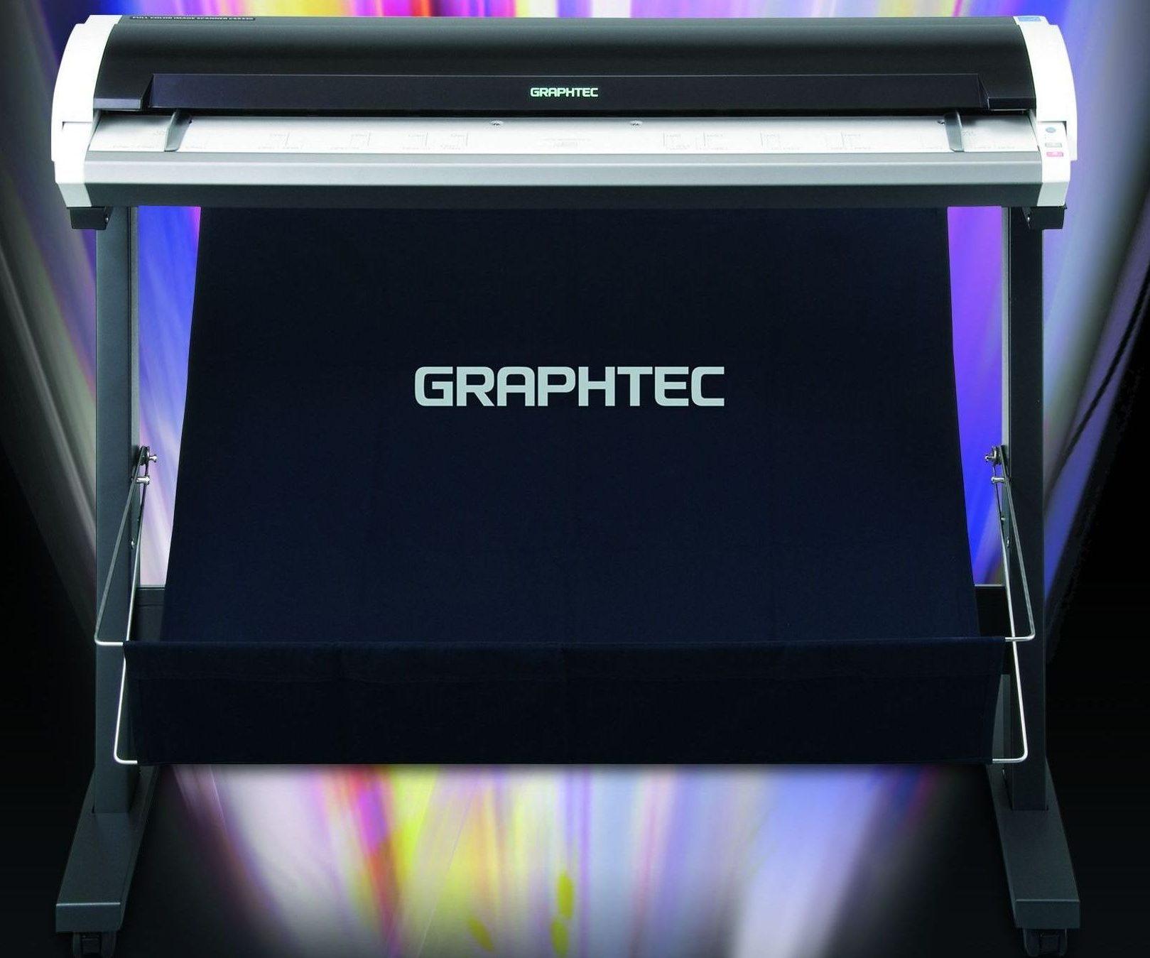 Graphtec CSX550-09. Особенности