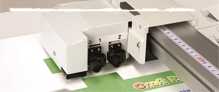 Graphtec FC4510-60. Двойной держатель