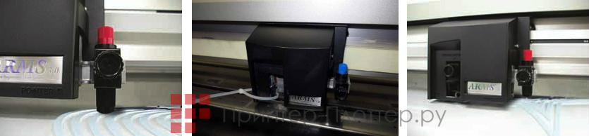 Graphtec FC7000-100. Алгоритм тангенциального контроля