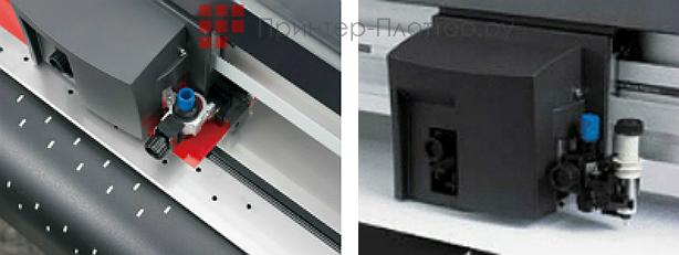 Graphtec FC8000-130. Многофункциональная головка