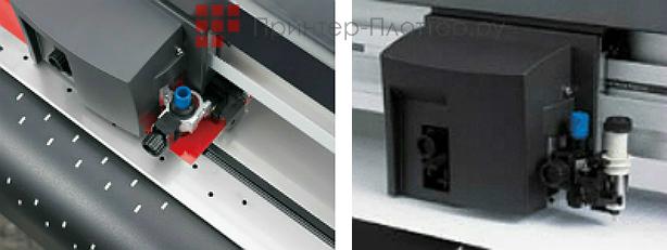 Graphtec FC8000-160. Многофункциональная головка