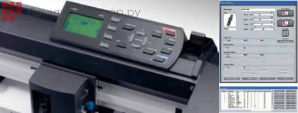Graphtec FC8000-160. Программное обеспечение
